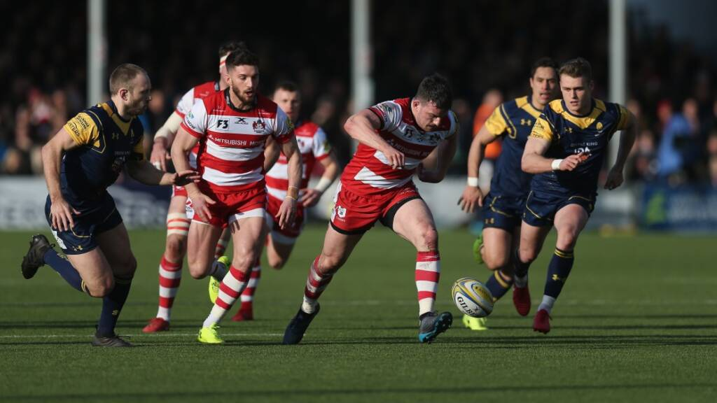 Matt Scott, Worcester, Warriors, Gloucester Rugby