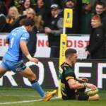 AUDIO: Northampton Saints 25 London Irish 17 – post match reaction
