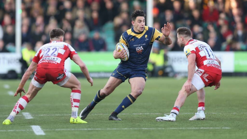 Bryce Heem, Worcester Warriors, Gloucester Rugby