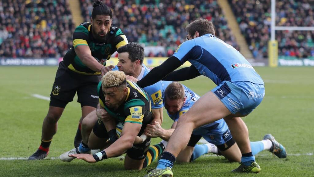 Match Reaction: Northampton Saints 25 London Irish 17