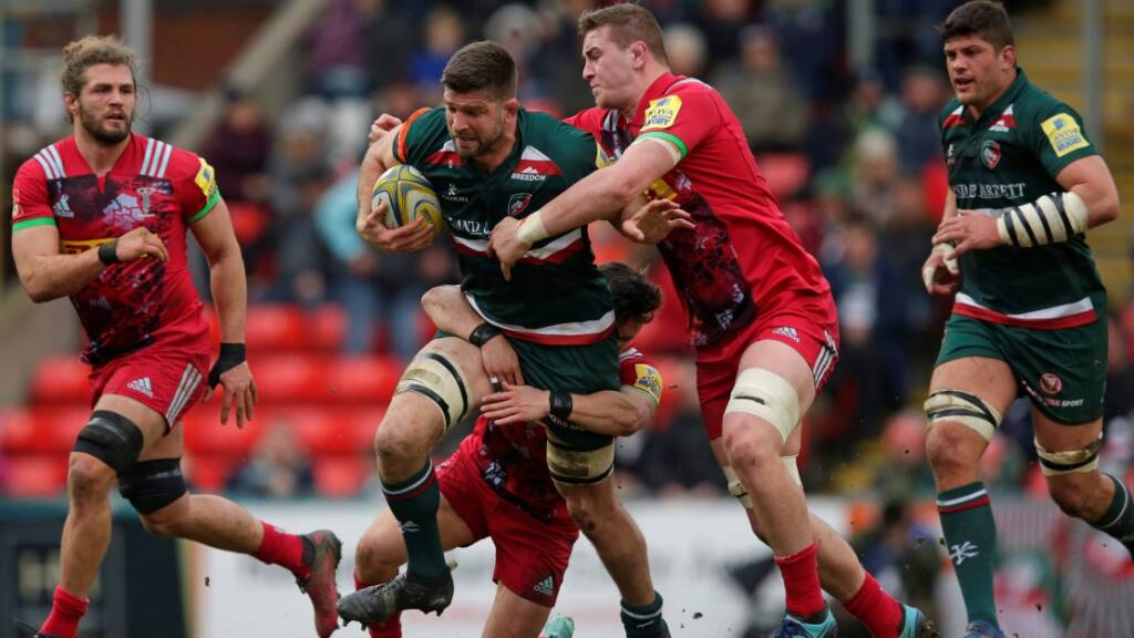 Match Reaction: Leicester Tigers 33 Harlequins 18