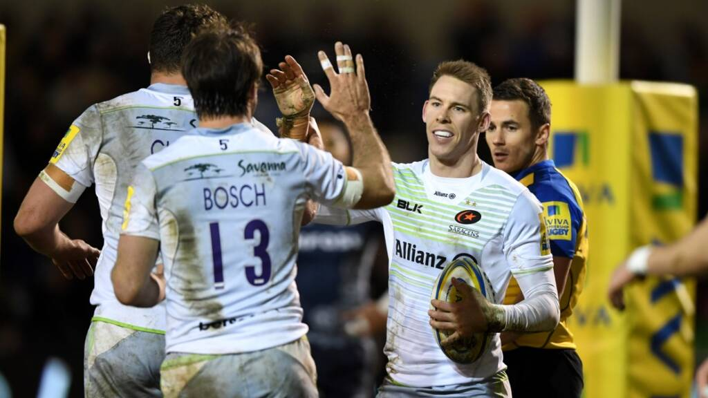 What you might have missed: Aviva Premiership Rugby Round 15