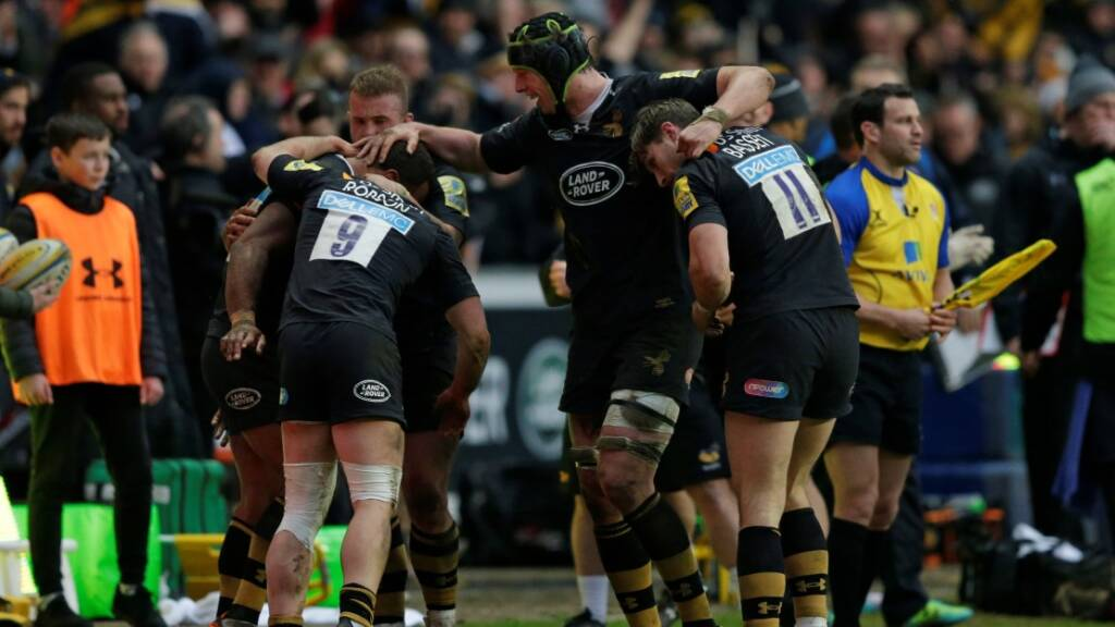 Wasps, Exeter Chiefs