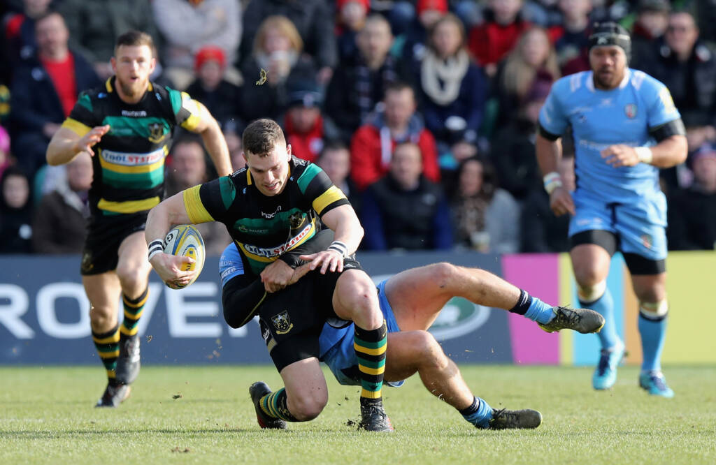 17/02/18 - Aviva Premiership Round 15 - Northampton Saints v London Irish