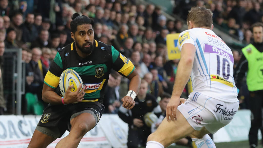 Round 16 Preview: Exeter Chiefs v Northampton Saints