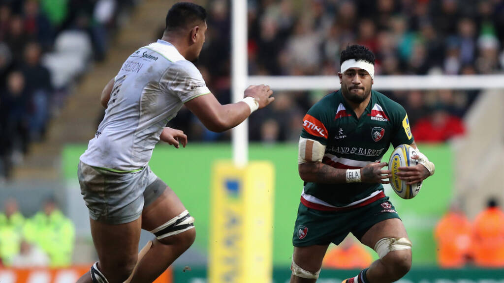 Round 16 Preview: Saracens v Leicester Tigers