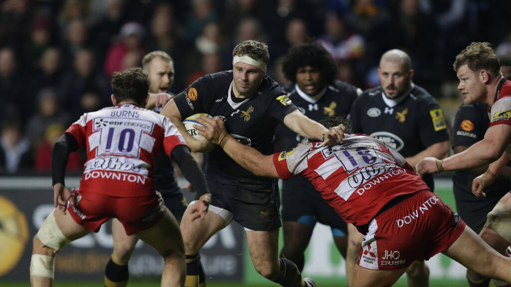 Round 16 Preview: Gloucester Rugby v Wasps
