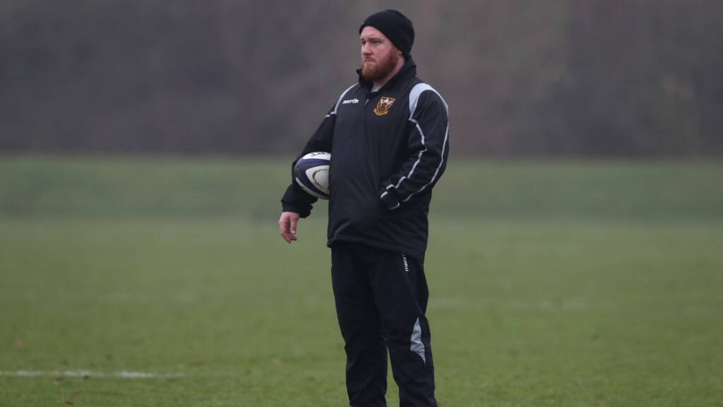 Academy coach Paul Diggin to leave Northampton Saints