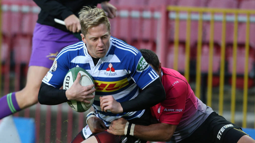 Worcester Warriors sign Jersey skipper Scott van Breda