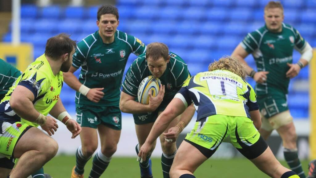 David Paice: London Irish's record-breaker