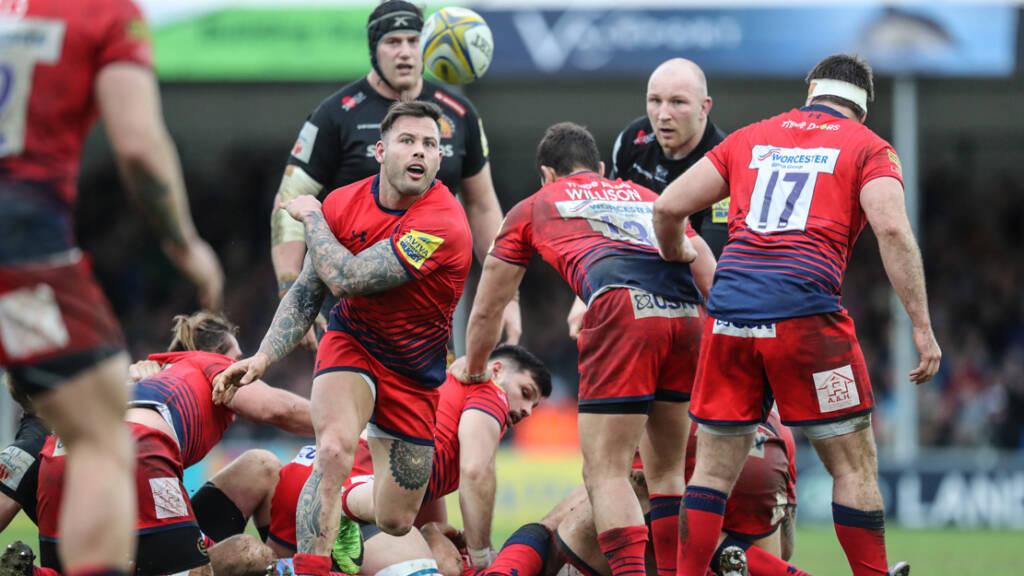 Hougaard returns for Irish test