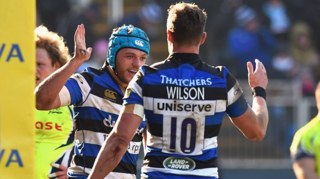 Zach Mercer, Bath Rugby