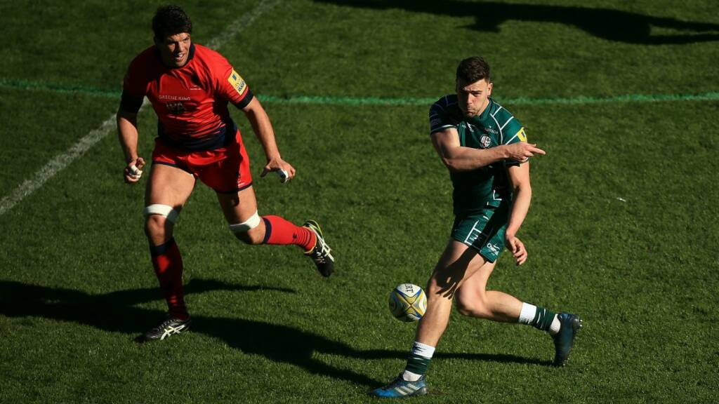 Match Report: London Irish 22 Worcester Warriors 9
