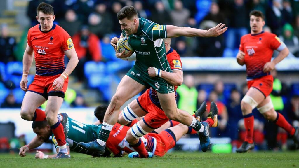 Social Media Reaction to Aviva Premiership Rugby's Super Sunday