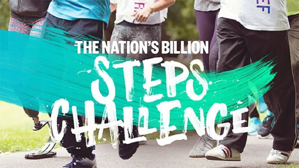 Premiership Rugby backing Sport Relief's billion steps challenge
