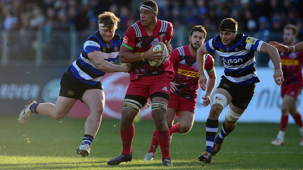 Round 17 Preview: Harlequins v Bath Rugby