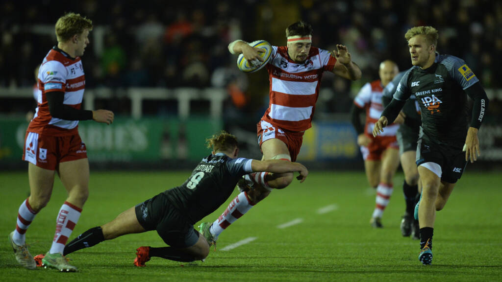 Round 17 Preview: Gloucester Rugby v Newcastle Falcons