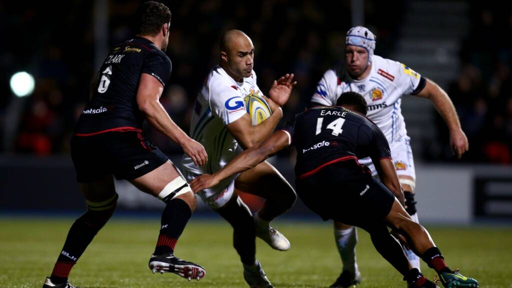 BT Sport cameras head to Exeter Chiefs as league leaders welcome Saracens
