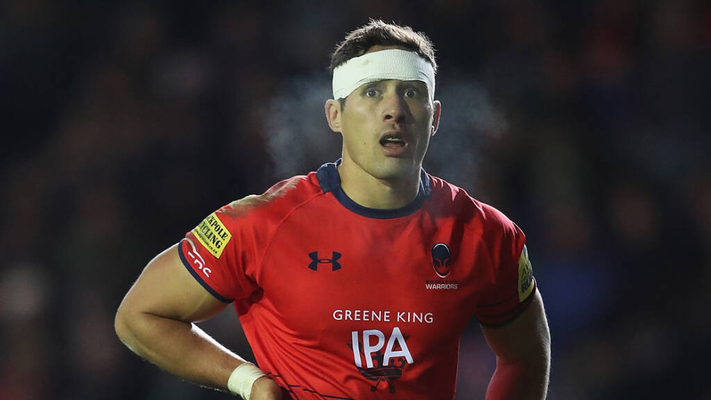 Five changes for Worcester Warriors for Leicester Tigers battle