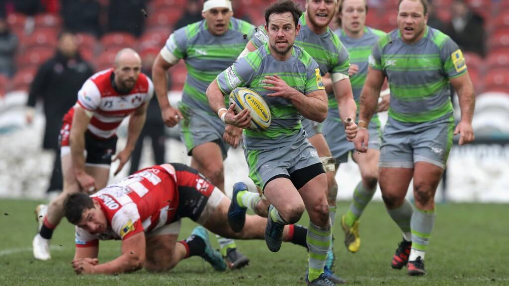Match Report: Gloucester Rugby 20 Newcastle Rugby 21