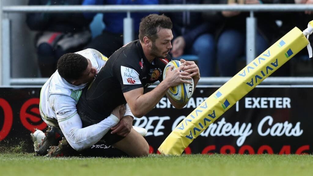 Match Report: Exeter Chiefs 24 Saracens 12