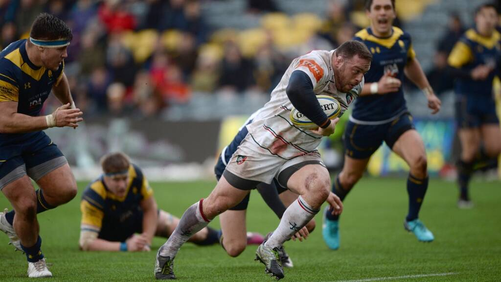 Match report: Worcester Warriors 5 Leicester Tigers 34