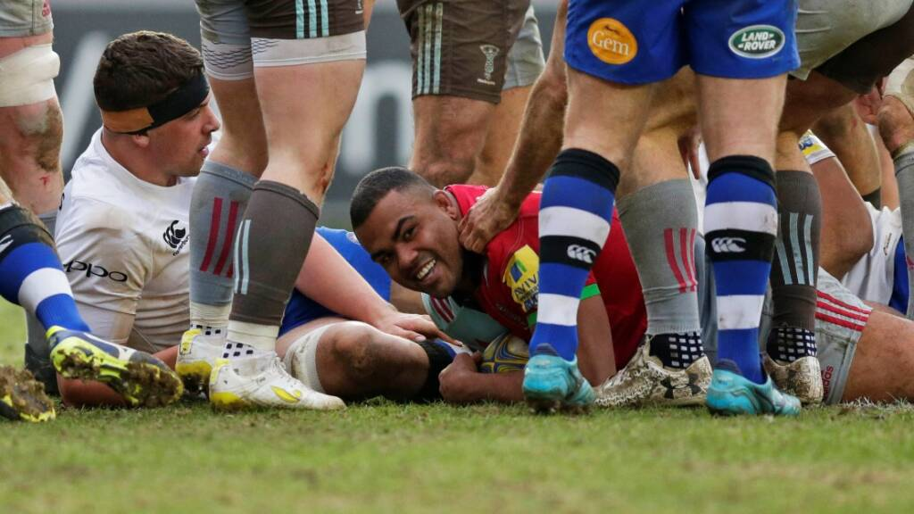 Match report: Harlequins 20 Bath Rugby 5