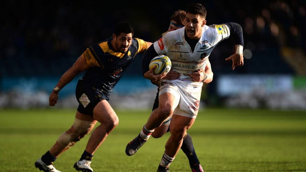Match reaction: Worcester Warriors 5 Leicester Tigers 34