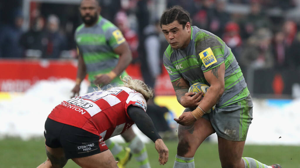 Gloucester v Newcastle Falcons
