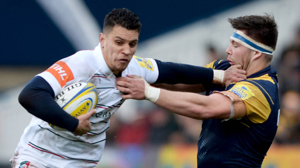 Worcester Warriors v Leicester Tigers