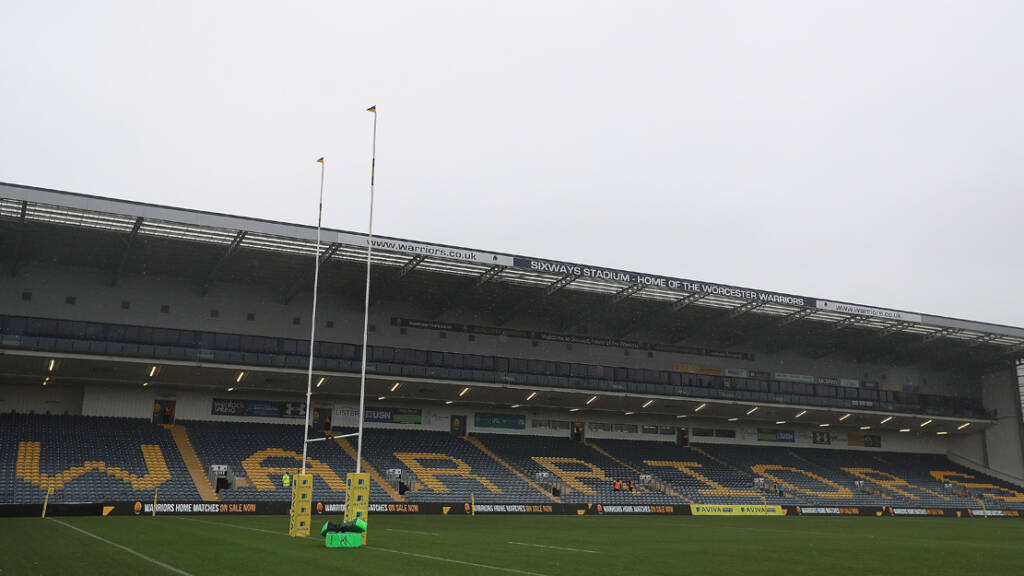 Breaking new ground at Worcester Warriors