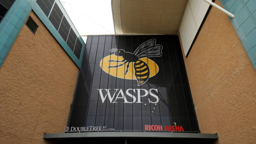 An inspiration at Wasps on International Women's Day