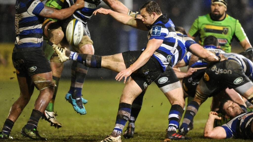 Chris Cook, Bath Rugby