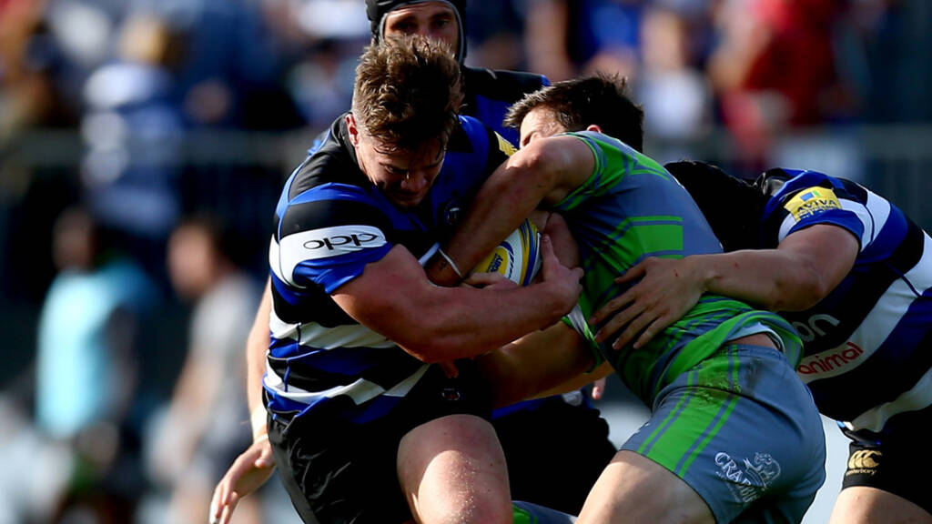 Harlequins sign Bath Rugby prop Nick Auterac