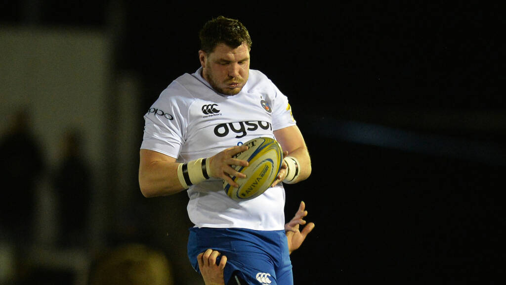 Sale Sharks to sign Bath Rugby lock James Phillips