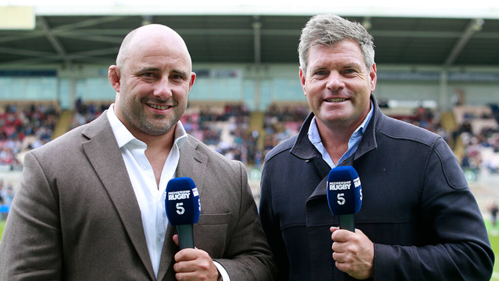 Channel 5 reveal next set of live Aviva Premiership Rugby matches
