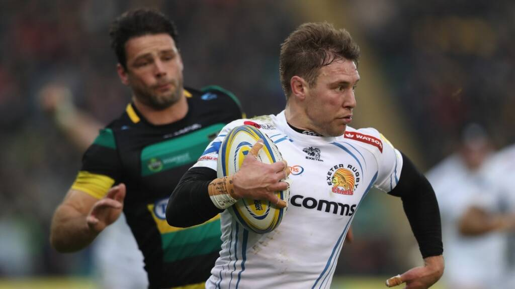 Bath Rugby to sign Will Chudley from Exeter Chiefs at the end of the season