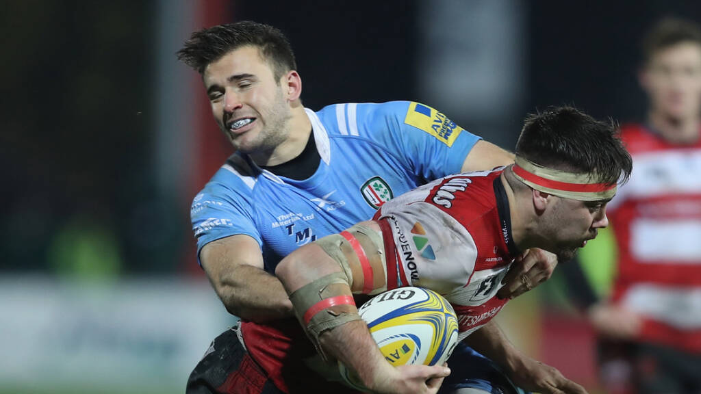 Gloucester v London Irish