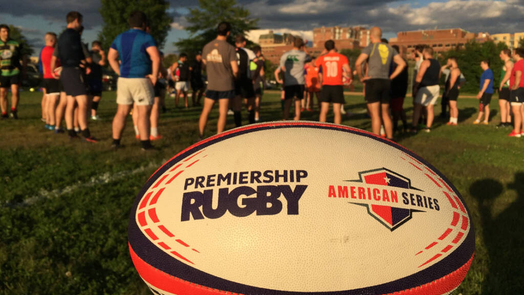 The first Premiership Rugby scholarship winners arrive in England