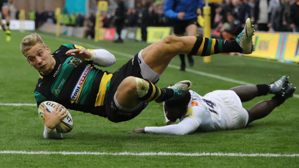 Harry Mallinder: We can't wait to play at iconic St James' Park