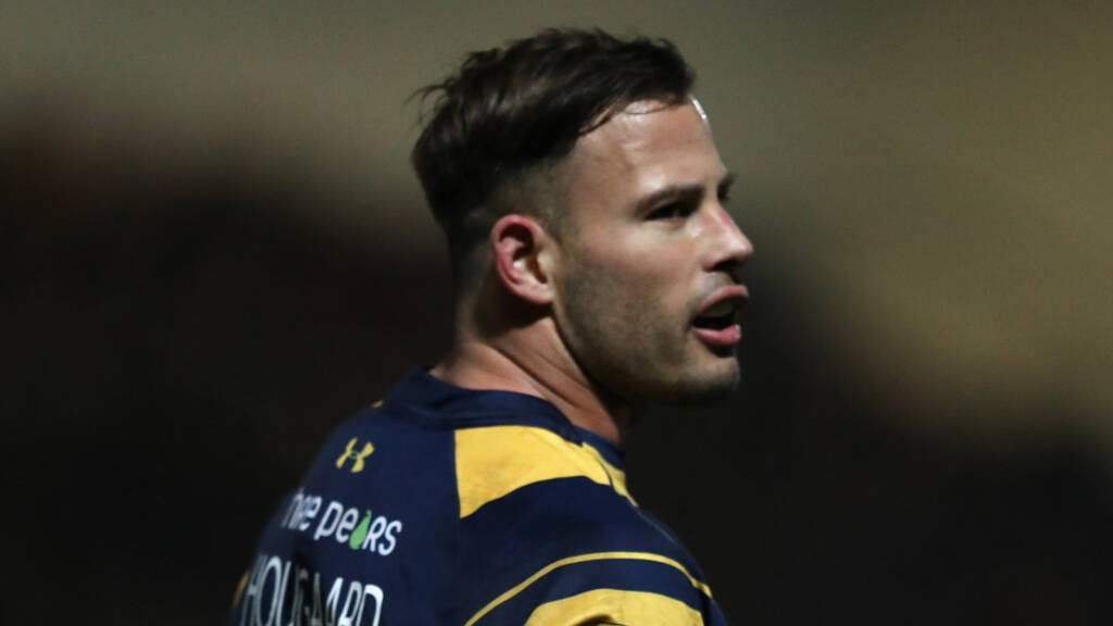 Francois Hougaard commits long-term future to Worcester Warriors