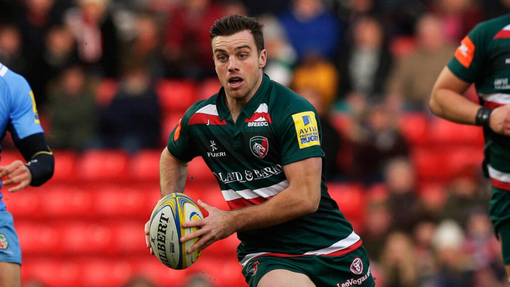 Leicester Tigers name team to face Wasps