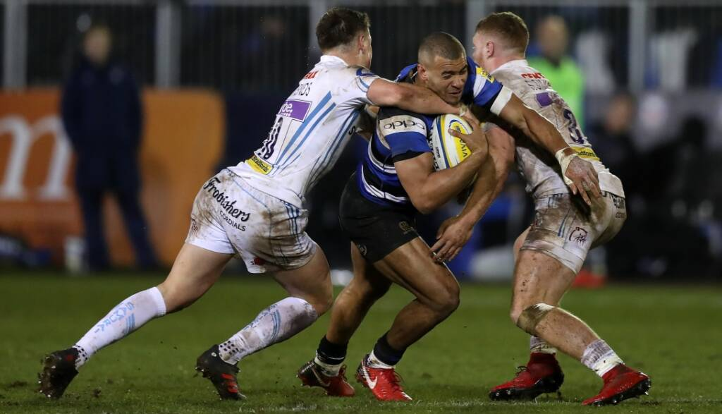 Match Report: Bath Rugby 18 Exeter Chiefs 20