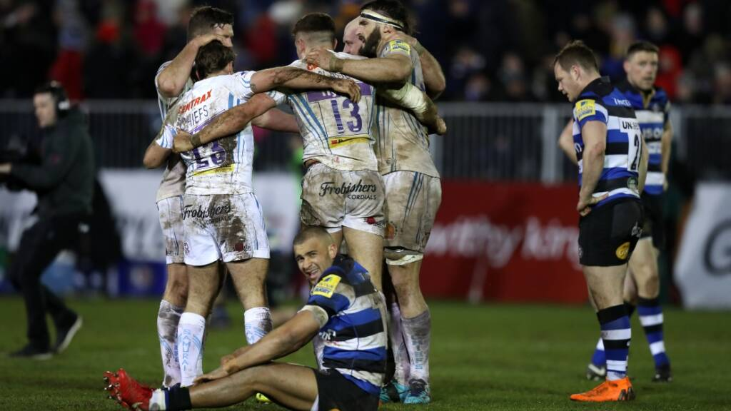 Match Reaction: Bath Rugby 18 Exeter Chiefs 20