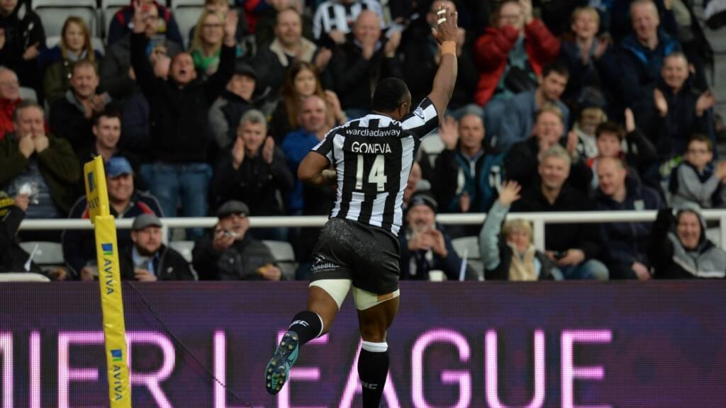 Match report: Newcastle Falcons 25 Northampton Saints 22