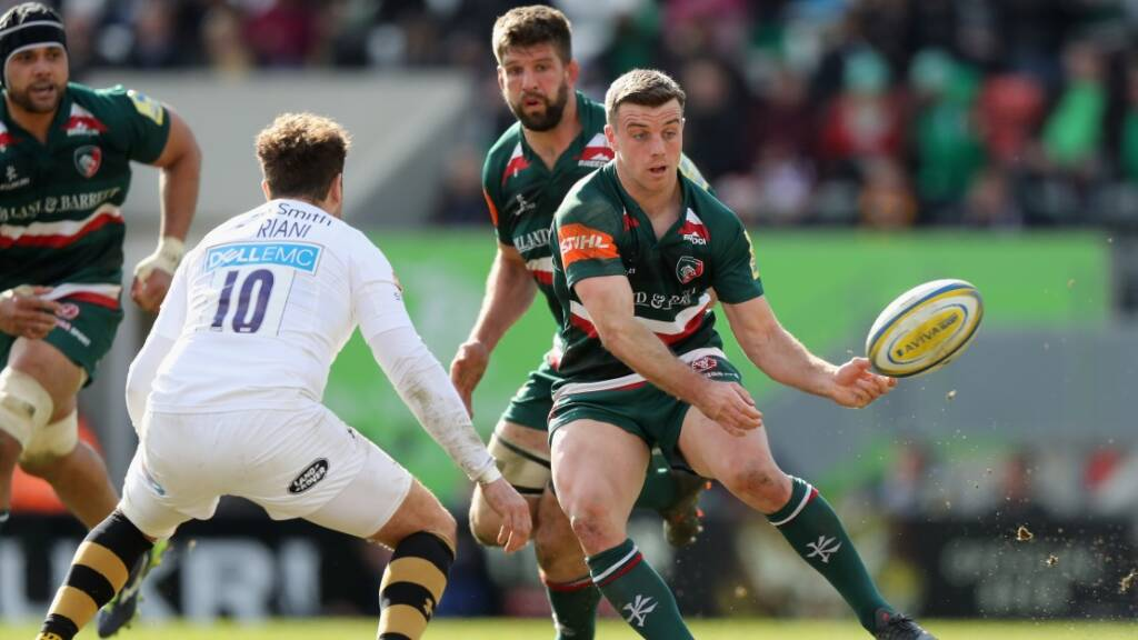 George Ford, Leicester Tigers
