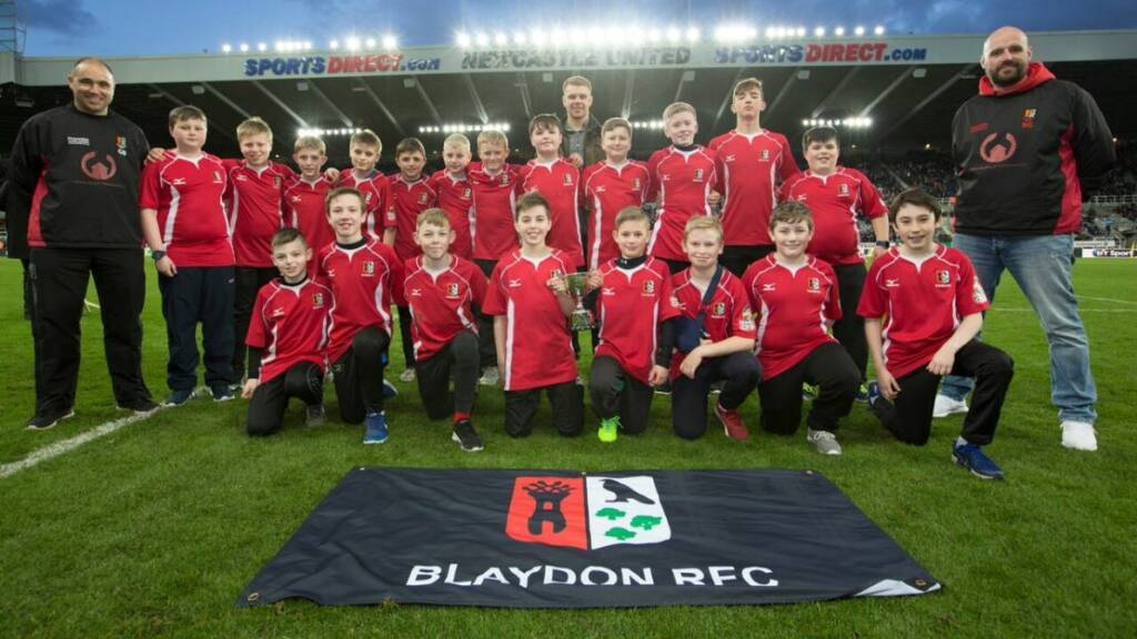 Community Tuesday: Blaydon and Houghton youngsters are Twickenham-bound