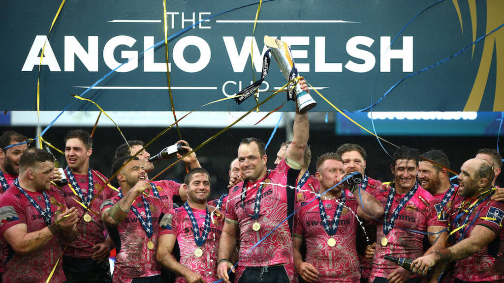 Horstmann reflects on special Anglo-Welsh Cup win