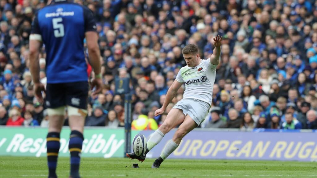 Match Report: Leinster 30 Saracens 19