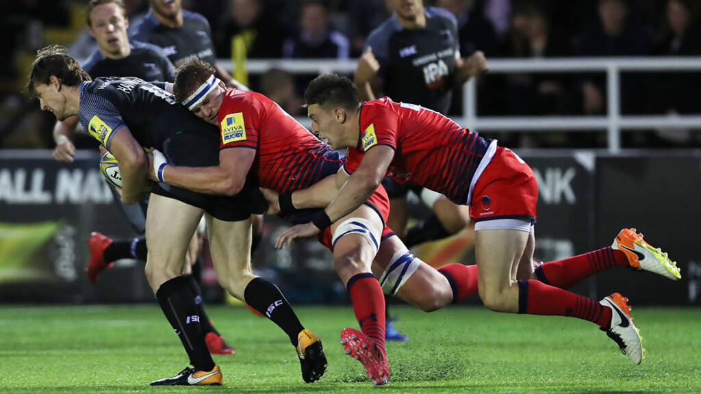 Round 19 Preview: Worcester Warriors v Newcastle Falcons